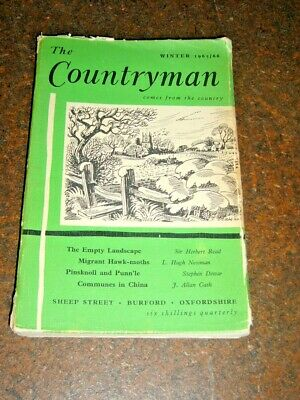 The Countryman Magazine Journal Winter 1965 / 1966 Communes In China Good • 2£