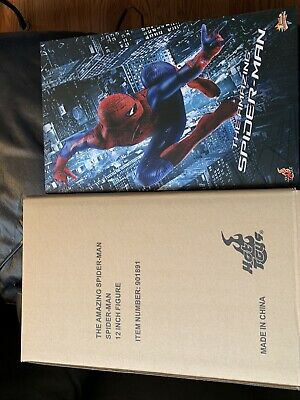 $400 • Buy Hot Toys The Amazing Spider-Man MMS 179 / ASM SM