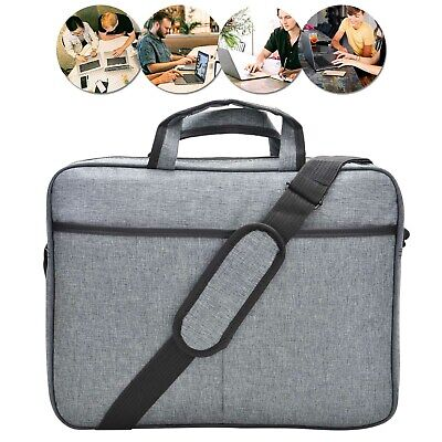 15 Inch Laptop Case PC Bag Shoulder Carrying Notebook Business Cover / Strap UK • 8.39£