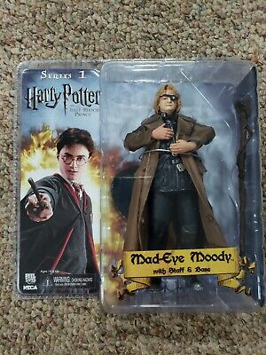 $105.17 • Buy NECA Harry Potter The Half Blood Prince Mad Eye Moody Action Figure