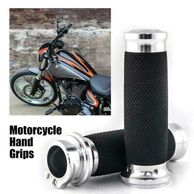 $25.99 • Buy Motorcycle 1  Handlebar Hand Grips For Suzuki Intruder Volusia 750 800 1400 1500
