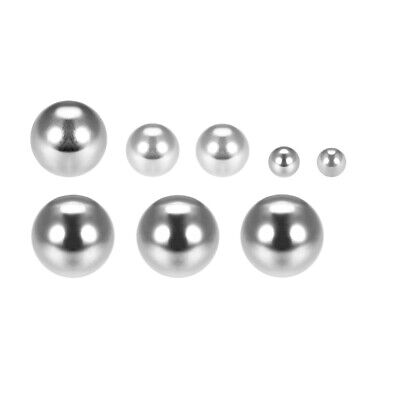AU14.68 • Buy Chrome Steel Stainless Bearing Balls G25 Precision 1-22mm GCr15 AISI 52100