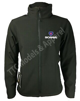 £34.95 • Buy Scania Regatta Water Repellent Soft Shell Jacket With Embroidered Logo
