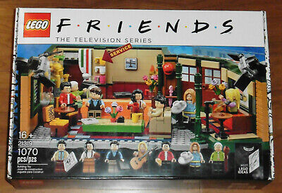$124.99 • Buy Lego Friends Central Perk 21319 Free Priority Shipping Brand New