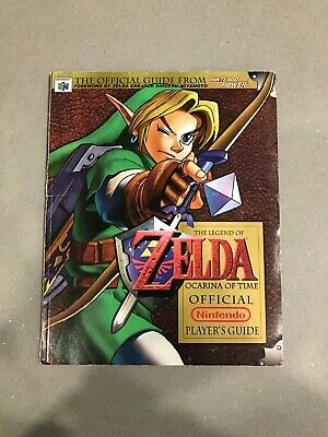 $39.99 • Buy Legend Zelda OCARINA OF TIME N64 Nintendo Power Official Players Strategy Guide