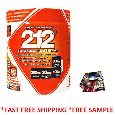AU54.95 • Buy Muscle Elements 212° High Energy Fat Burner//Weight Loss//Diuretic//Oxyshred