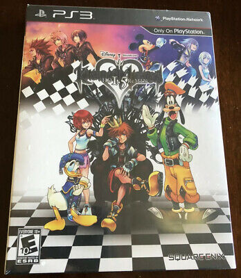 $29.99 • Buy Kingdom Hearts HD 1.5 ReMIX (Sony PlayStation 3 PS3) Limited Edition NEW SEALED