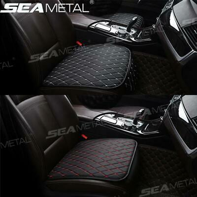 $ CDN11.29 • Buy 1PC Car Front Seat Cover PU Leather Cushions Black & White Interior Accessories