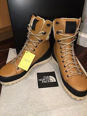 £128.16 • Buy The North Face Made In Italy Cryos Leather Hiking Boots Men's Size 11 BNIB