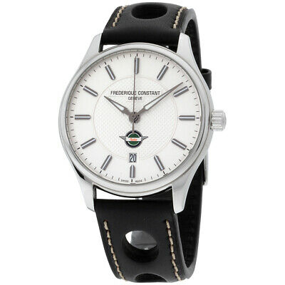 $681.50 • Buy Frederique Constant Healey Automatic Movement Silver Dial Mens Watch FC-303HS5B6