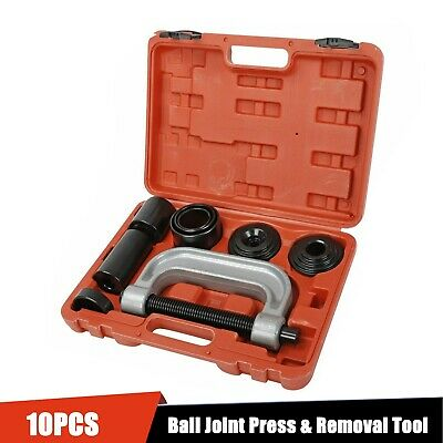 $44.84 • Buy Heavy Duty Ball Joint Press & U Joint Removal Tool Kits W/ 4x4 Adapters