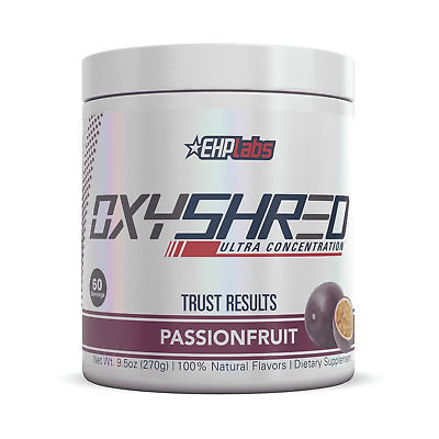 AU64.95 • Buy OxyShred Thermogenic Fat Burner EHPLabs Oxy Shred Weight Loss Ehp Labs