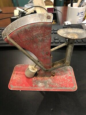 $45 • Buy The Oakes Mfg Co Vintage Egg Scale