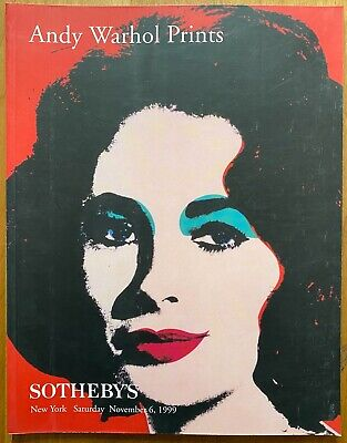 $15 • Buy Andy Warhol Prints Sotheby's 1999