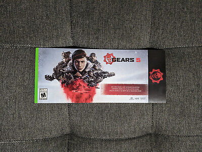 $45 • Buy Gears Of War 5 Xbox One Bundle Ultimate Collection Code / Card Gears 1 2 3 4 5