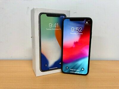 AU799 • Buy Apple IPhone X - 256GB / Unlocked