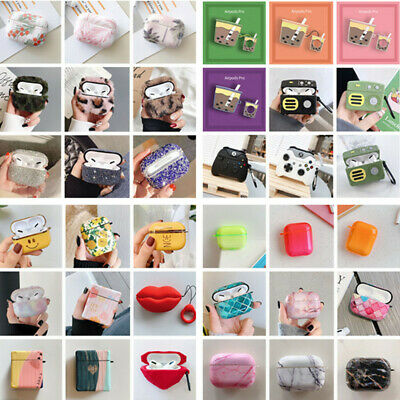$ CDN5.67 • Buy New Hot Various Cute Earphone Protector For Apple Airpods Pro 1st 2nd Case Cover
