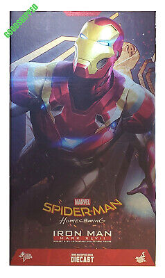 $ CDN629.12 • Buy Ready Hot Toys Spiderman Homecoming Ironman Mark Xlvii Mms427d19 Re-issue New