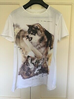 £7 • Buy The Cuckoos Nest Tshirt Small Wolves
