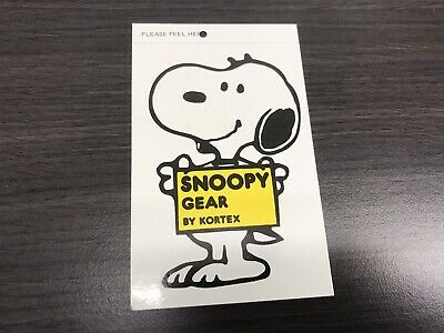 AU10 • Buy Original 80s Snoopy Sticker