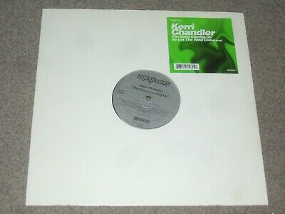Kerri Chandler ‎– The Sun's Coming Up / So Let The Wind Come    2006  EX CON!! • 7.99£