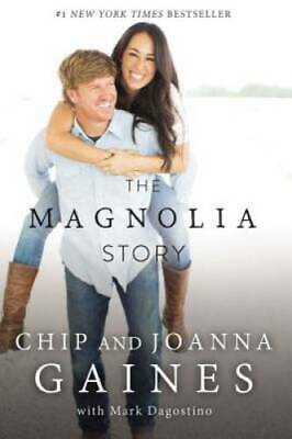 $3.48 • Buy The Magnolia Story - Hardcover By Gaines, Chip - VERY GOOD