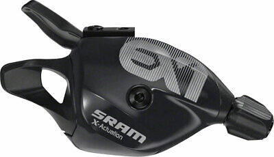 $57.27 • Buy EX1 - SRAM EX1 Trigger 8 Speed Rear Trigger Shifter With Discrete Clamp, Black -
