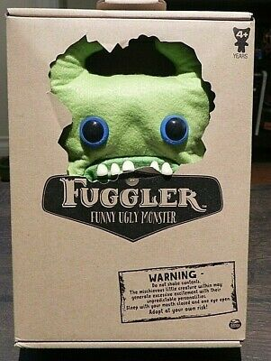 $ CDN20 • Buy Spin Master Fuggler Funny Ugly Monster Green Monster Blue Eyes Teeth