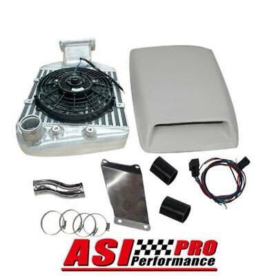 AU599 • Buy Top Mount Intercooler Kit For Toyota Landcruiser 80 100 105 Series 1HZ/1HDT 4.2L