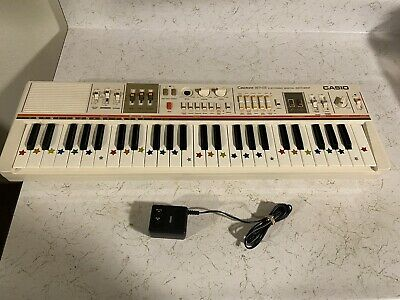 $110 • Buy Casiotone Musical Keyboard And Synthesizer Vintage MT-65 *READ* FAST SHIPPING