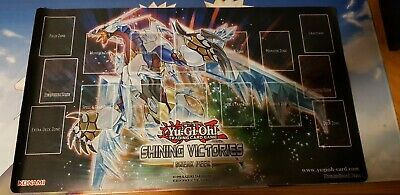 AU50 • Buy Yugioh Playmat, Crystalwing Dragon