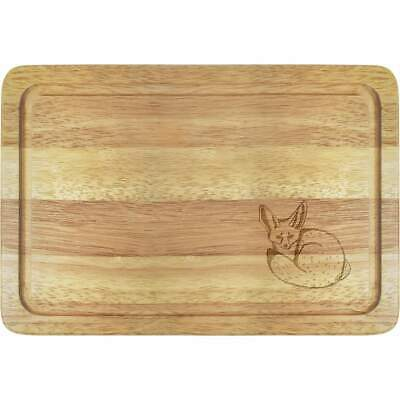 'Fennec Fox' Wooden Boards (WB016001) • 11.99£