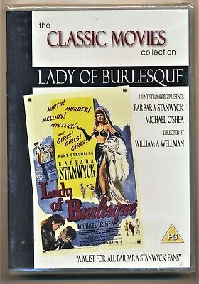 £2.68 • Buy Lady Of Burlesque DVD New And Sealed