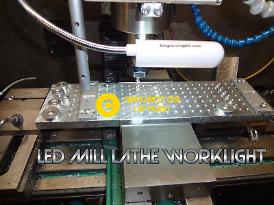$29.99 • Buy CNC Mill  Lathe LED Light Metalworking Bridgeport Or Any Other