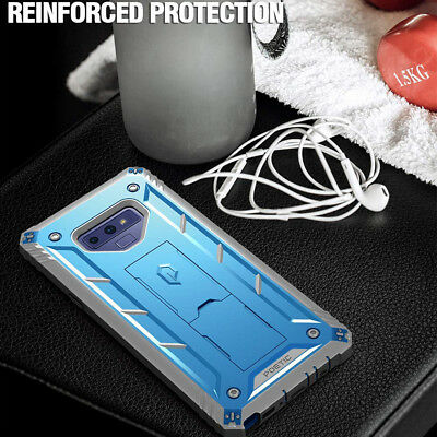 $ CDN13.38 • Buy For Samsung Galaxy Note 9 Case  Shockproof  Cover-【Revolution】Blue