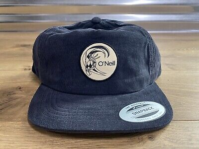 $16.99 • Buy O'Neill Official Snapback Hat Cap Black One Size ( FA9196003 )