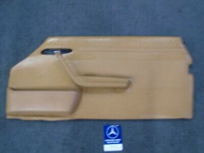 $200 • Buy 1988 560sl R107 Mercedes-benz Oem Factory Right Door Panel Palamino