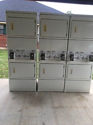 $2500 • Buy Commercial Coin Operated Washers & Dryers
