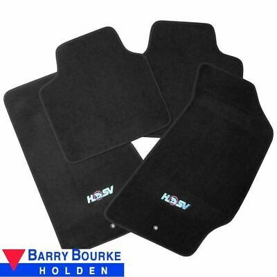 AU189 • Buy New Genuine HSV Commodore Mats Set To Suit VT - VZ (4 Mats)  #SPZ-300188