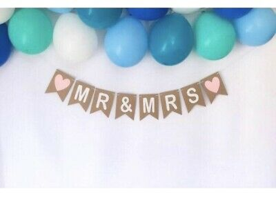 Mr And Mrs Kraft Bunting, Mr And Mrs Banner, Mr And Mrs Bunting, MR & MRS Weddin • 5£