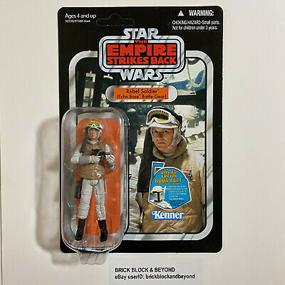$ CDN84.76 • Buy Star Wars The Vintage Collection VC68 Rebel Soldier Echo Base MOC Case Fresh