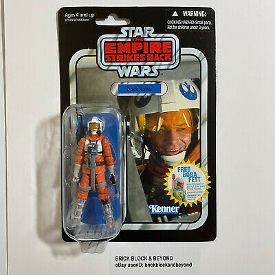 $ CDN45.64 • Buy Hasbro Star Wars The Vintage Collection VC07 Dack Ralter MOC Case Fresh