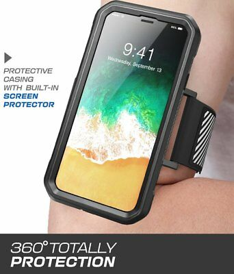 AU17.29 • Buy IPhone X /XS Armband SUPCASE Running Jogging Arm Band Case With Screen Protector