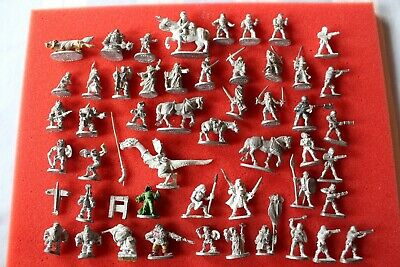 Grenadier Models Miniatures Classic ADD Metal Figures Fantasy Adventurers Many • 7.99£