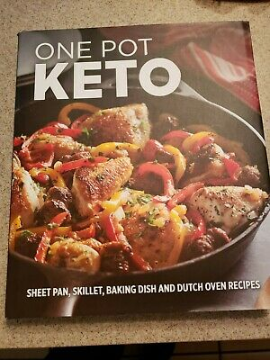 $9.98 • Buy One Pot KETO Cookbook