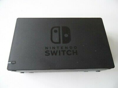 $40 • Buy Official Genuine Nintendo Switch Console Screen TV Dock Station