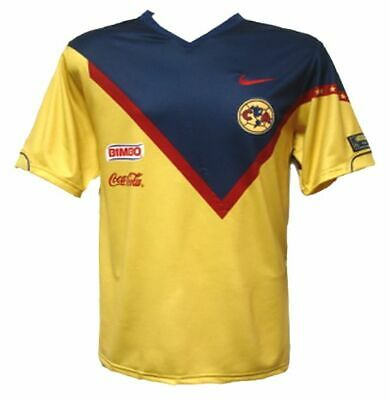 $119.99 • Buy Club America Jersey Nike S NEW Aguilas De America Soccer Shirt Authentic