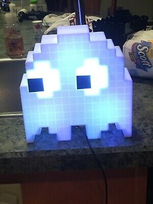 $13.95 • Buy PacMan Ghost Light Table- 16 Light Options- Changes Color To Music