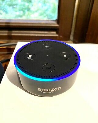 AU25 • Buy Amazon Echo Dot (2nd Generation) Alexa Voice Service, Bluetooth, Wifi - Black