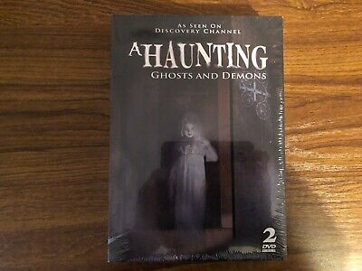 A Haunting - Ghosts And Demons (DVD, 2009, 2-Disc Set) • 25£